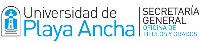 Universidad de Playa Ancha - Oficina de Títulos y Grados