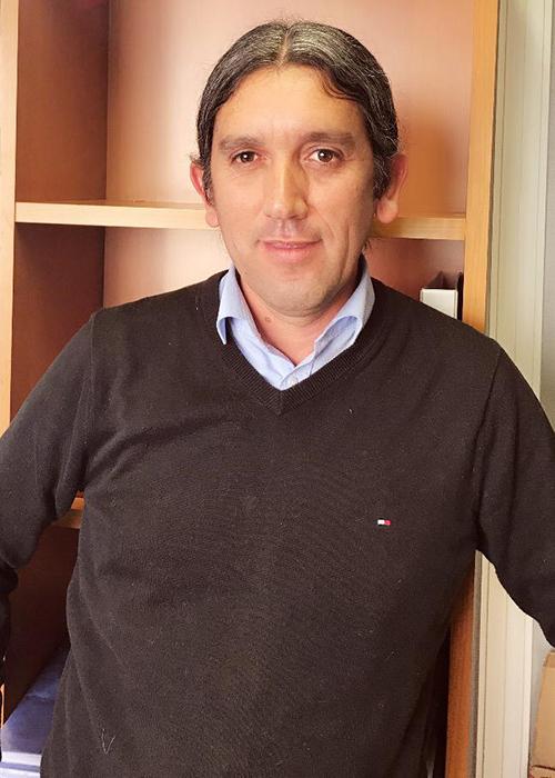 Pablo Pacheco Gallardo