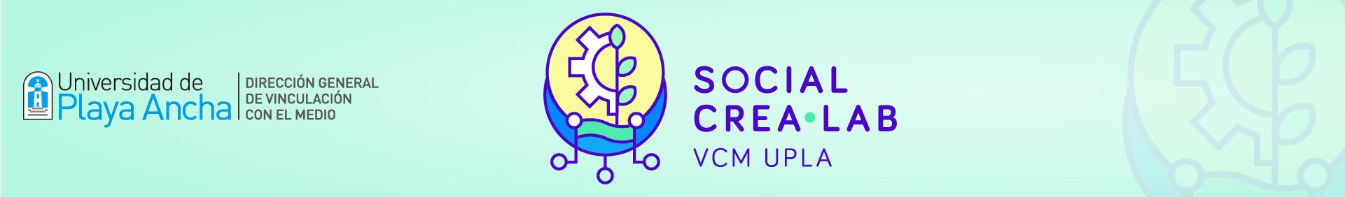 Fondos concursables VcM UPLA 2021 - Social CreaLab